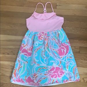 Girls Lilly Pulitzer dress XL